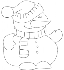 83 free printable frosty snowman coloring pages free