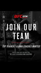 gyms hiring front desk near me ufc gym we re hiring we have spots for four more facebook