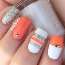 nail designs summer gel u2013 page 152 u2013 latest fashion trends