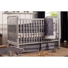 Da Vinci 3 In 1 Convertible Crib Da Vinci Lind 3 In 1 Convertible Crib In Fog Gray M7391gg