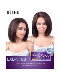beshe 1b wine beshe lady lace extra deep part lace synthetic wig lxlp 180
