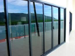 Aluminium Patio Doors Sliding Patio Door Aluminum Double Glazed Acoustic Wintec