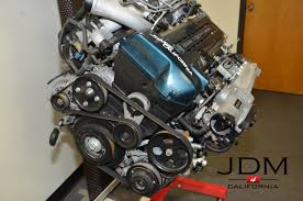 jdm toyota 2jzgte vvt i engine with z33 cd09 350z manual 6 speed