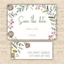 Wedding Stationery Sets Wedding Stationery Set Vector Free Download