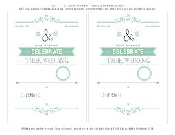 free sample wedding invitations u2013 gangcraft net