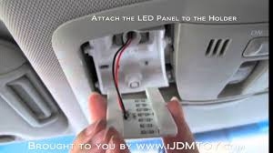 diy installation guide for dome lights direct fit led interior