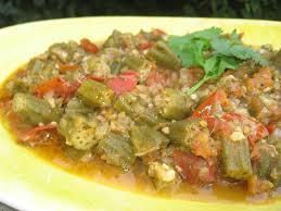 cuisine libanaise recettes cuisine libanaise gombo a l huile d olive