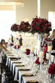 marvelous burgundy wedding reception decorations 12 about remodel