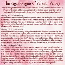happy lupercalia the pagan origins of s day those