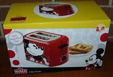 mickey mouse kitchen appliances disney small kitchen appliances ebay