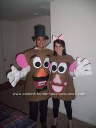 Potato Head Kit Toy Story Potato Head Costumes Halloween Potato