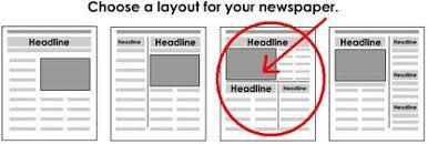 newspaper journalism city