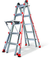 little giant alta one 17 foot ladder with work platform 250 lb