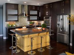 Black Kitchen Countertops by Countertops For Small Kitchens Pictures U0026 Ideas From Hgtv Hgtv