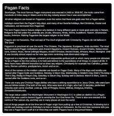 pagan facts different types of witches