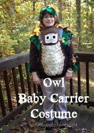 Owl Baby Halloween Costume 266 Babywearing Halloween Costumes Images