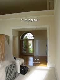 How To Install Interior Door Casing Corner Blocks For Dave U0027s Living Room U0026 Foyer Archways The Joy Of