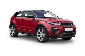 new range rover evoque coupe 2 0 si4 290 ps autobiography 3 door
