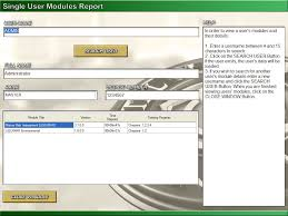 tqc cbt management software support reports