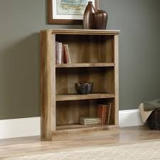 Sauder Bookcase 5 Shelf by East Canyon 3 Shelf Bookcase 417222 Sauder