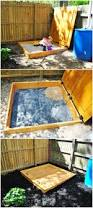 Backyard Sandbox Ideas 60 Diy Sandbox Ideas And Projects For Kids Page 3 Of 10 Diy