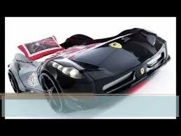 Ferrari Bed Racer Boys Car Bed By Trendy Living Youtube