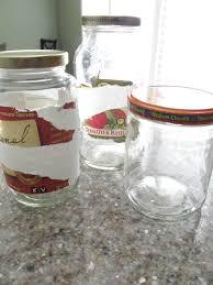 diy apothecary jars for pennies