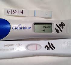 very light period and negative pregnancy test very late faint bfp