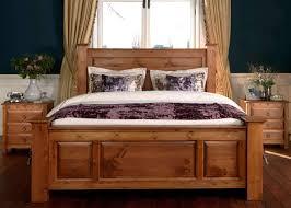 Emperor Size Bed Handcrafted Solid Wooden Beds U0026 Bedroom Furniture Revival Beds
