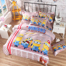 bedding set bu wonderful minion toddler bedding amazon com