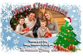 customised christmas cards christmas lights decoration