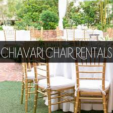 chiavari chair rental cost party rentals chairs tents tables linens south