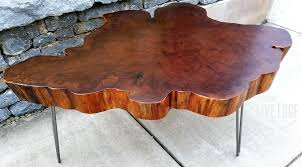 Coffee Table Rounded Edges Coffee Table With Rounded Edges Thewkndedit