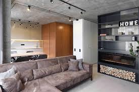 tiny apartment tiny contemporary apartment in kiev designed by oleg kuiava