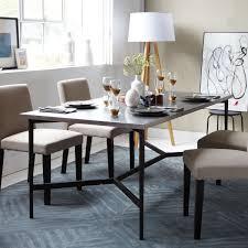 Tripod Wood Floor Lamp West Elm AU - West elm dining room table
