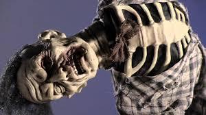 large animated ghoul torso halloween decorations shindigz