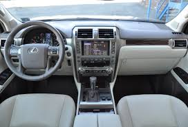 lexus suv inside review 2014 lexus gx 460 the truth about cars