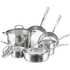 target black friday cooking set deals amazon com cuisinart 77 7 chef u0027s classic stainless 7 piece