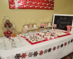 baby shower candy bar ideas a christmas baby shower