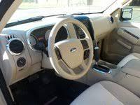 2007 Ford Explorer Interior 2007 Ford Explorer Sport Trac Interior Pictures Cargurus