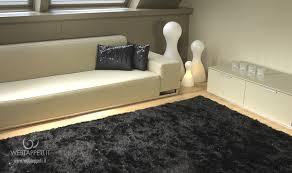 tappeti moderni bianchi e neri arredare la casa con i tappeti neri www webtappetiblog it