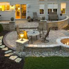 Backyard Pavers 92 Best Paver Patios Images On Pinterest Backyard Ideas