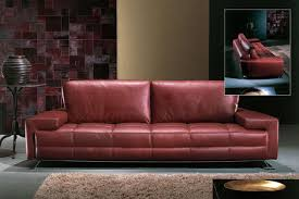 Leather Modern Sofa Modern Black Leather Sofa Living Room Windigoturbines With Regard