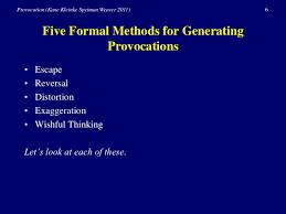 nsf tools u0026 techniques provocation worksheet open 2011