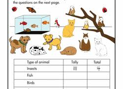 1st grade graphing u0026 data worksheets u0026 free printables education com