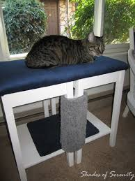 Window Sill Cat Bed 19 Cat Window Hammock Perch Feline Window Seats Window Perch