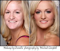 best professional airbrush makeup system 20 before and after photos from using airbrush makeup