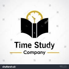 time study open book abstract vector stock vector 515693893