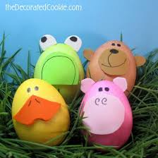 9 kid friendly Easter egg decorating ideas