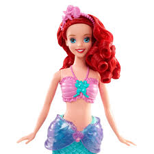 disney princess water show ariel doll 21 00 hamleys